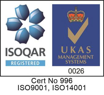 a1-cbiss Achieves ISO14001 Certification