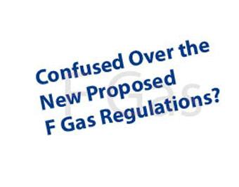 New Proposed F Gas Regulation Explained