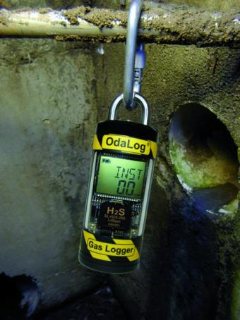 OdaLog - The Gas Monitor of Choice for Environmental Consultants
