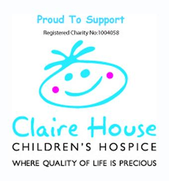 a1-cbiss - Proud to support Claire House