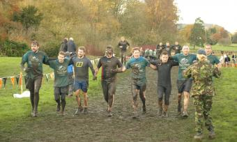 We Completed the UK's Toughest Challenge for Claire House