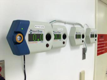 a1-cbiss Introduce Peracetic Acid Monitor