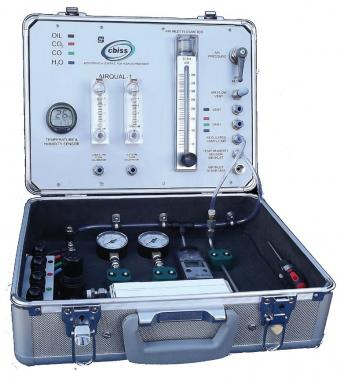 The NEW AIRQUAL-1 Breathing Air Quality Test Kit
