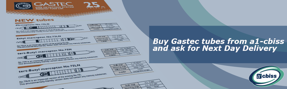 Download the Latest Gastec Tube Brochure