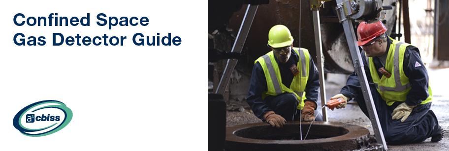 confined space gas detectors, gas detector guide