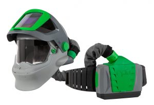 Powered air respirators