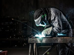 Respiratory Protection Equipment, Air fed welding helmets