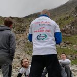 a1-cbiss sponsor the snowdon walk