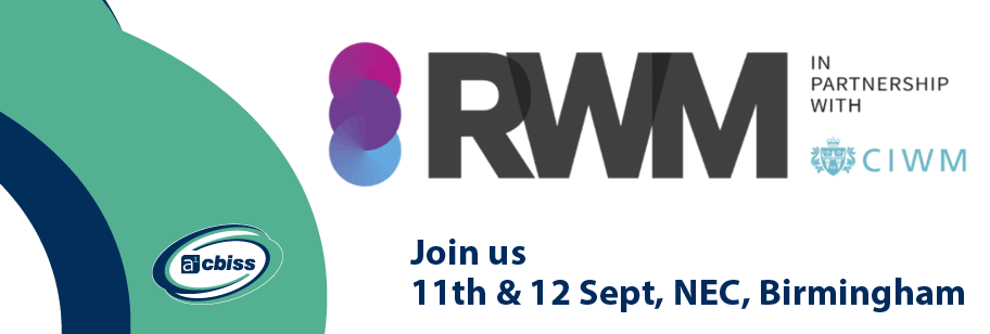 Join us at RWM