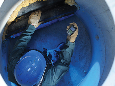 Confined Space Entry: Know Your Gas Detection Requirements