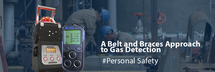 A 'Belt & Braces' Approach to Personal Safety During Maintenance Shutdowns