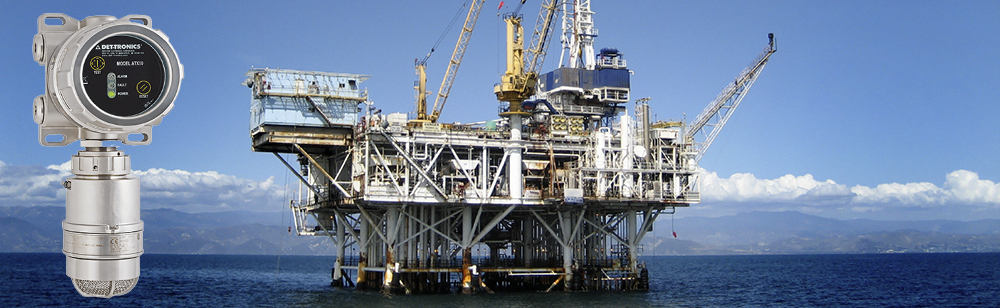 gas detection in oil and gas sector
