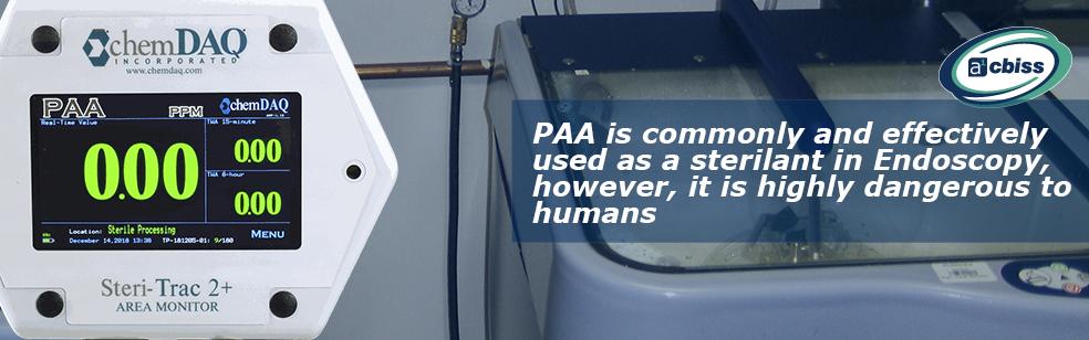 PAA monitoring