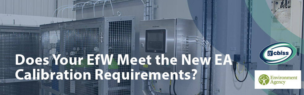 Does Your EFW Meet the New Calibration Requirements set by the EA?