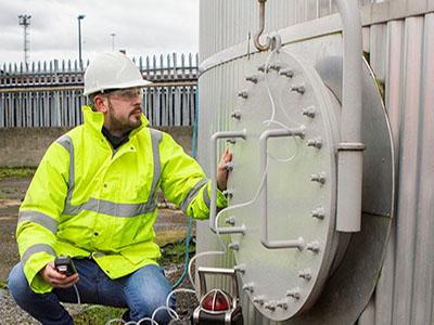 Bulk Liquid Storage Facility Enhances Onsite Safety