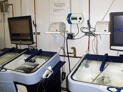 Hospital Endoscopic Units Install PAA Monitoring System to Safeguard Technicians