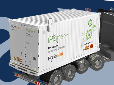 Safety First for Pioneering Hydrogen Refueling Station